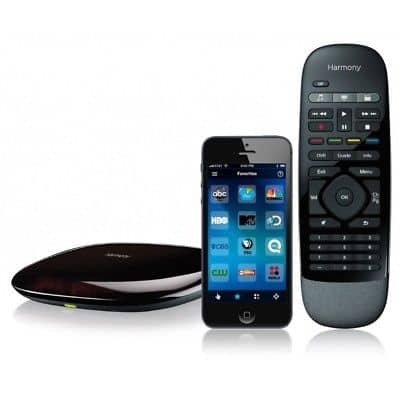 New Logitech Harmony Smart Control All In One Remote with Hub & Smartphone App Black for $59.99 + FS @ eBay