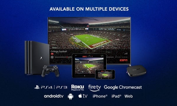 14-Day Trial of Live Streaming TV from PlayStation™ Vue (New Subscribers) @ Groupon & livingsocial