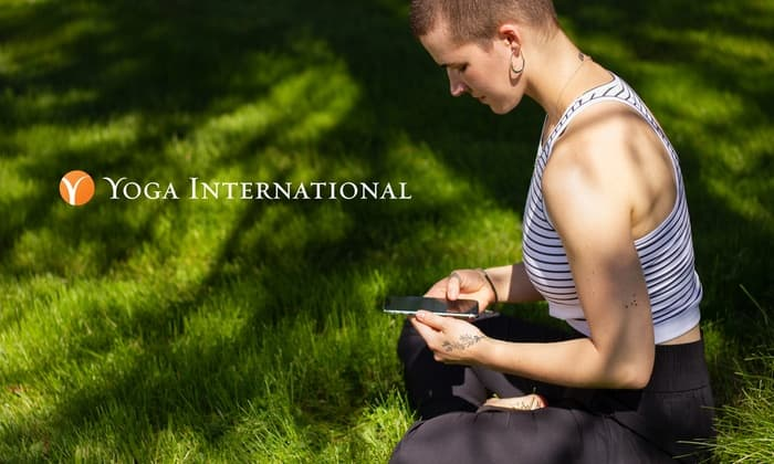 30-Day Trial Membership to Yoga International (New customers only) @ Groupon or Living social
