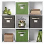 Martha Stewart Living 9-Cube Organizer $31.50 Free Shipping at homedecorators.com
