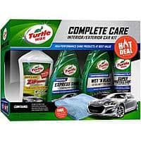 Turtle Wax 5-Piece Complete Care Kit - $  7 + Free Ship To Store (Walmart)