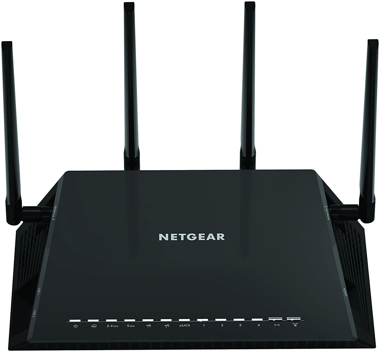 $124.05 + FS Netgear R7800 X4S Manufacturer Refurbished Wireless Router