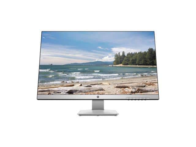 "Refurbished: HP 27q 3FV90AA#ABA Black/Silver 27"" 5ms (GTG) HDMI Widescreen LED Backlight LCD/LED 2K Monitor $150 Free S&H"