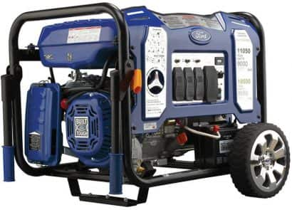 Ford FG11050PBE 9000 Watt Dual Fuel Generator $899 + Free Delivery