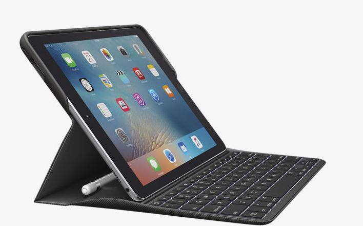 Logitech CREATE Backlit Keyboard Case with Smart Connector for iPad Pro 9.7 - Price 64.99