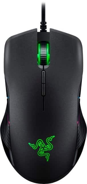 Razer - Lancehead Tournament Edition Wired Optical Gaming Mouse with Chroma Lighting - Gunmetal Gray $34.99