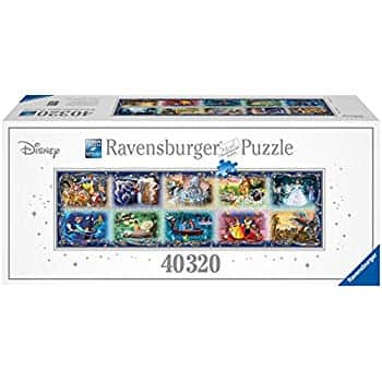 Amazon Prime - Ravensburger Disney Puzzle (40320 Pieces) $299