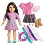 American girl 55% ends Sept 3rd