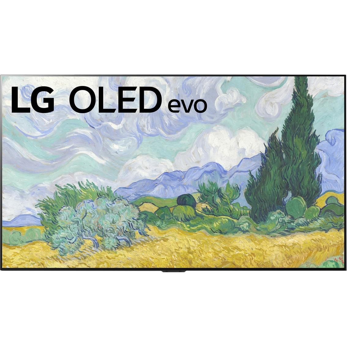 Military exchange only LG 83 in. C1 OLED 4K UHD OLED83C1PUB $5499