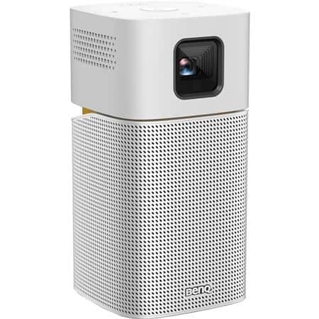 BenQ GV1 WVGA Wireless Portable Projector (Open Box) $199 + Free Shipping