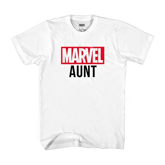Marvel Family T-Shirts $4 + 2.5% Slickdeals Cashback (PC Req'd) + Free Ship to Store at JCPenney or FS on $75+