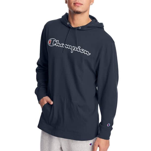 Champion Men's Midweight Pullover Hoodie $15.75 + FS w/ Walmart+ or $35+ or FS w/ Prime or $25+