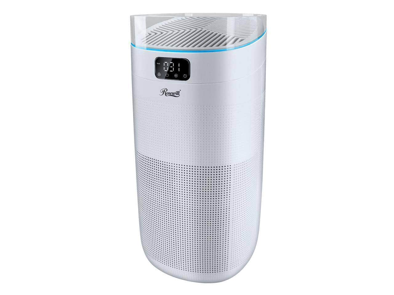 Rosewill True HEPA Large Room Air Purifier (with or w/o child lock) $80 + Free Shipping