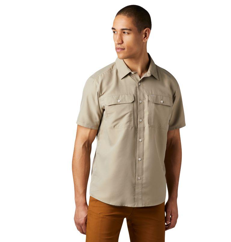 Mountain Hardwear Apparel: Men's Canyon Short Sleeve Casual Button-Up Shirt $16.50, Women's Echo Lake 1/2 Zip Shirt $21, More + 2.5% Slickdeals Cashback (PC req'd) + FS