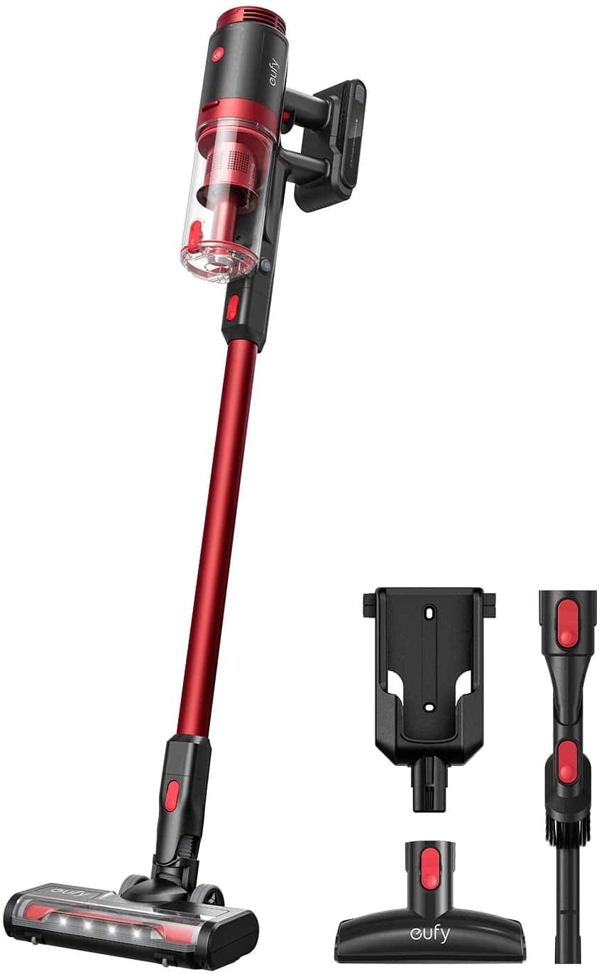 Prime Members: 30% OFF on eufy by Anker HomeVac S11 Lite Cordless Stick Vacuum Cleaner $139.99 + Free Shipping