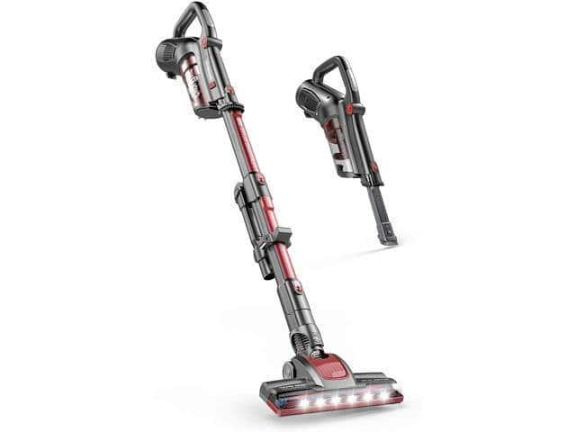 ROOMIE TEC Cordless Stick Vacuum Cleaner w/ HEPA Filter (plus $5 Newegg Gift Card) $84.99 + Free Shipping