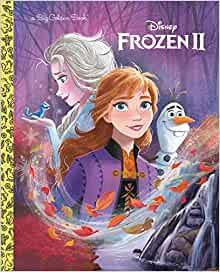 Big Golden Book Disney Frozen 2 $4.99, Big Golden Book Disney Moana $4.92 + Free Shipping w/ Prime or $25+