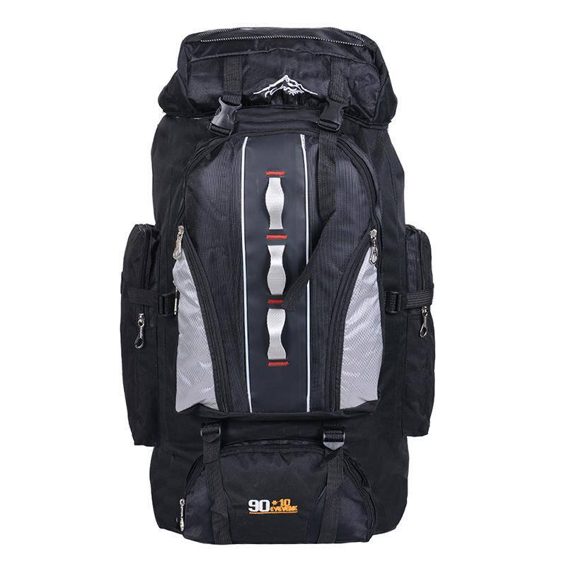 90L Waterproof Sports Explorer Frame Backpack (High-Performance Backpack for Climbing, Hiking, Camping) $19.99 + Free Shipping