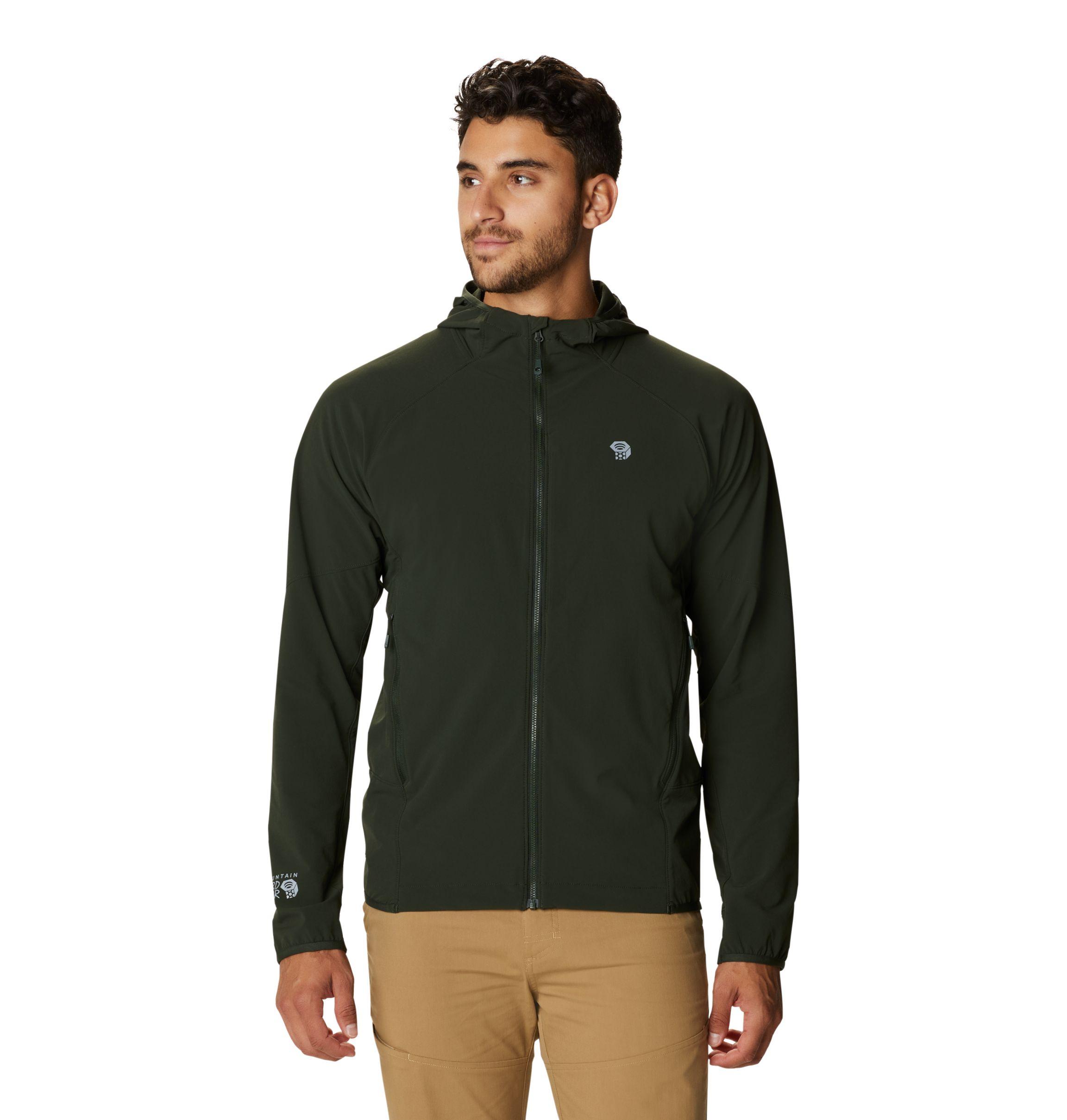 Mountain Hardwear Apparel: Men's Chockstone Full Zip Hoody $53.86, Women's Echo Lake Half Zip Hoody $33.91, More + 2.5% SD Cashback + Free Shipping