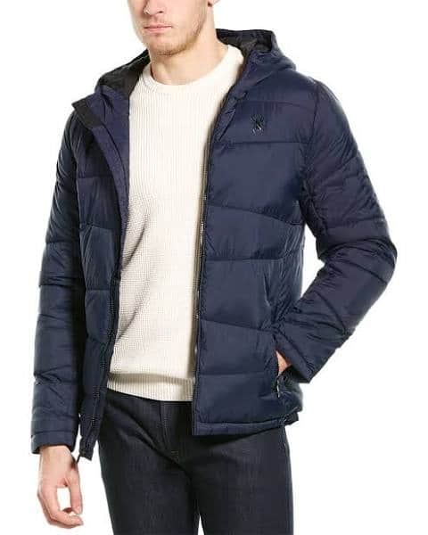 Spyder Men's Nexus Puffer Jacket (3 Colors) $39.95 + Free Shipping
