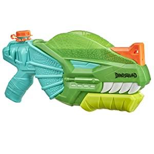 Nerf Super Soaker Water Blaster Kids' Toy (DinoSquad Dino-Soak or Fortnite) $6.93 + 6% Slickdeals Cashback + Free Store Pickup at Macy's or FS on $25+