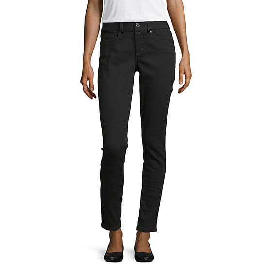 Seven 7: Hi Rise Tummyless Jegging $16.80 & more + Free JCPenney Store Pick-up on $25+