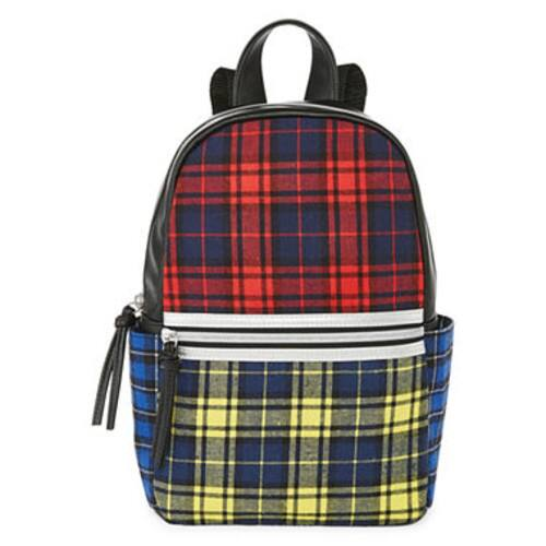 Arizona: Mini Backpack (Blue Plaid, Corduroy) $9.80 + Free JCPenney Ship to Store Pick-up on $25