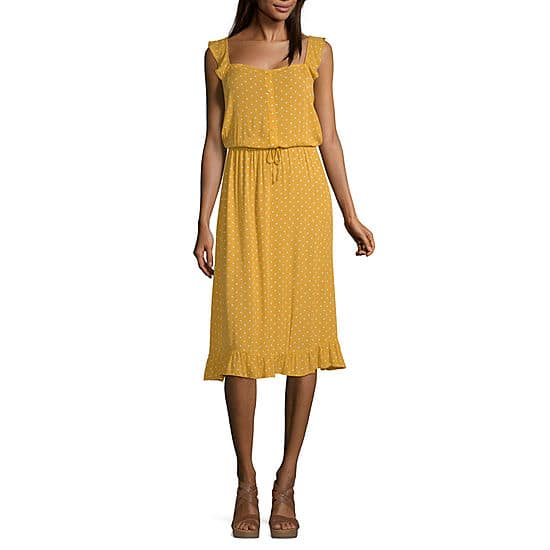 JcPenney: Teen Dresses $15 each for 2 or more + Free Ship to Store