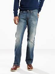 Levi's Men's Jeans: 559 Relaxed Straight $18, 505 Regular Fit $21 & more + Free Shipping on $100+