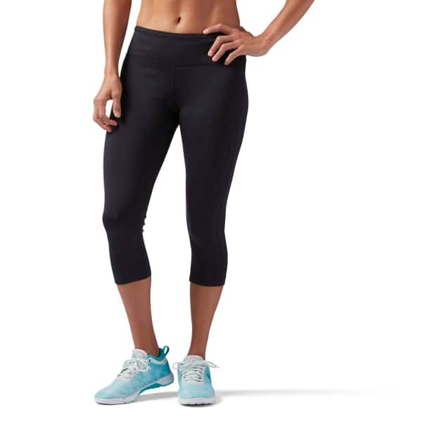 Reebok: Women's Workout Ready Capri, Dance 7/8 Jogger Pants & more $20 + Free Shipping