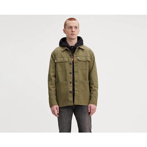 Levi's Men's Workwear Utility Jacket $35 (green) + FS on $100+