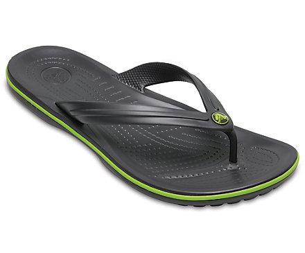 Crocs: Men & Women's Crocband Flip Flop (various colors) $18, Kids' Crocband Flip Flop (various colors) $12 + FS on $35+