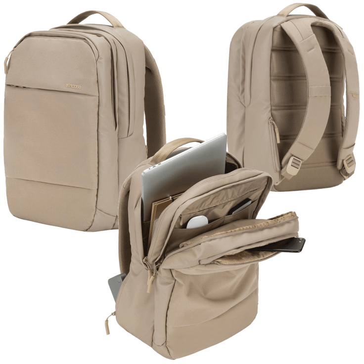 Incase City Backpack (Dark Khaki) $29 + Free Shipping