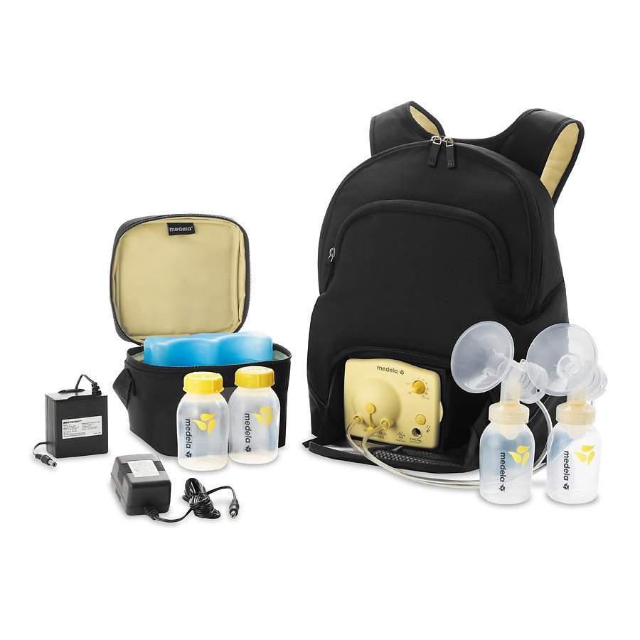 Medela Advanced Breast Pump w/ Backpack $170 + Free Shipping