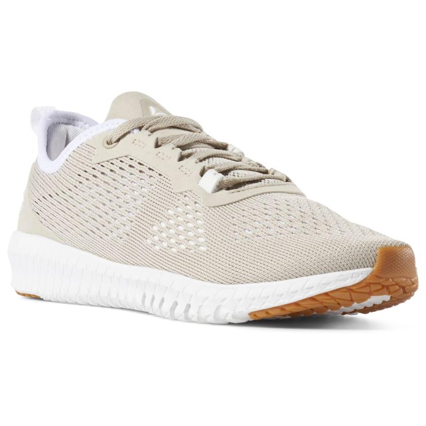 Reebok: Women's Flexagon Les Mills Training Shoes (white, light sand) $30, Men's Flexagon Shoes (various colors) $30 & More + Free Shipping