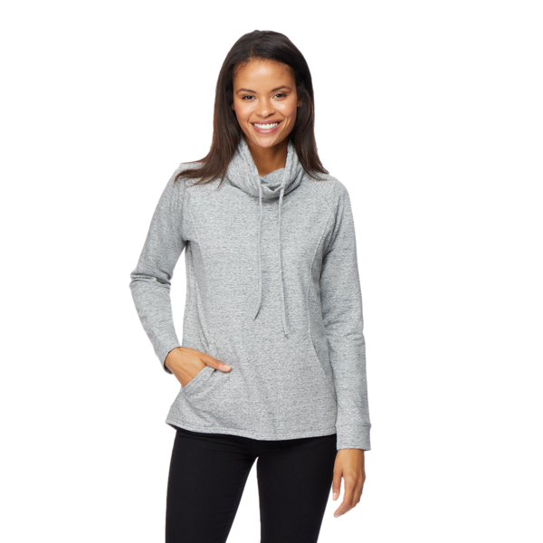 32 Degrees Women's Faux Cashmere Funnel Neck Tunic $9, Nano Light Down Packable Bomber Jacket $17 & More + Free Shipping on $32+