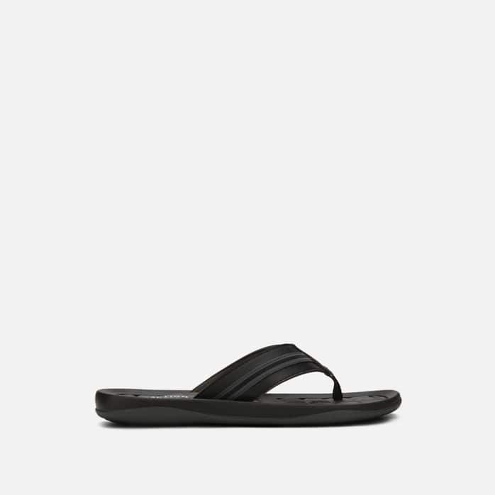 Kenneth Cole Men's Path Way Thong Sandals $12.75, Men's Kinley Suede Penny Loafer $25.47, Women's Buckle Strap Boot $29.72 & More + Free S/H on $25+ w/ shoprunner