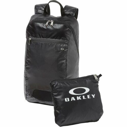 Oakley Packable Travel Backpack (black) $8 + Free Shipping