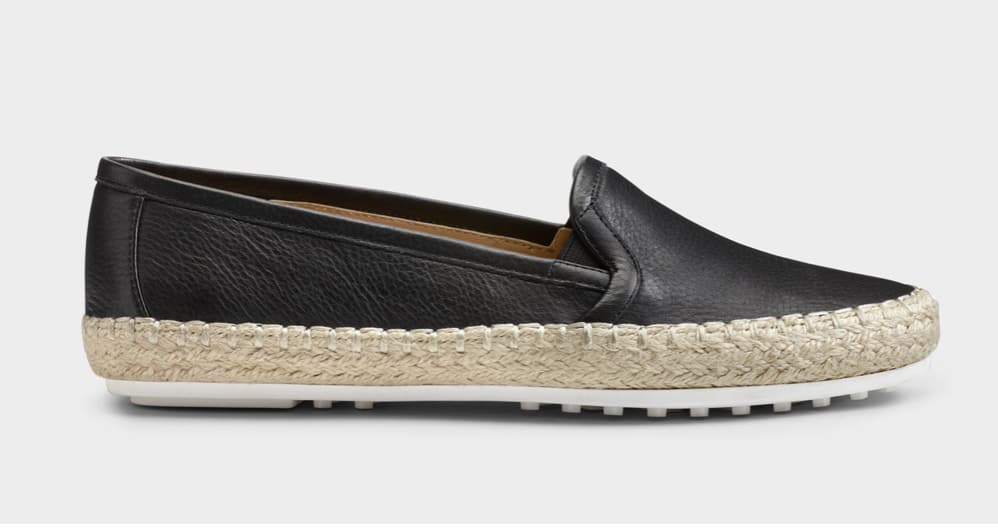 Aerosoles Let's Drive Genuine Leather Espadrille Shoes $12.73, Fun for All Slip-On Shoes $12.73 & More + Free S/H on $75+