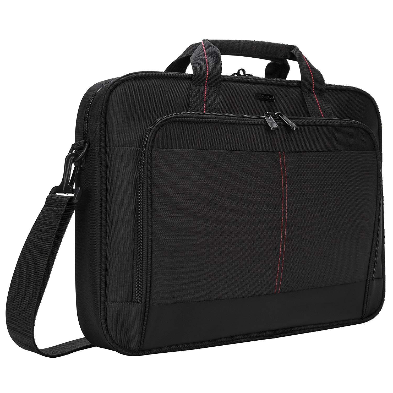 """Targus 15.6"""" Classic Slim Laptop Briefcase (black) $15"""