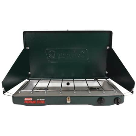 Coleman 2-Burners Classic Portable Propane Gas Stove $43.88 + Free Shipping
