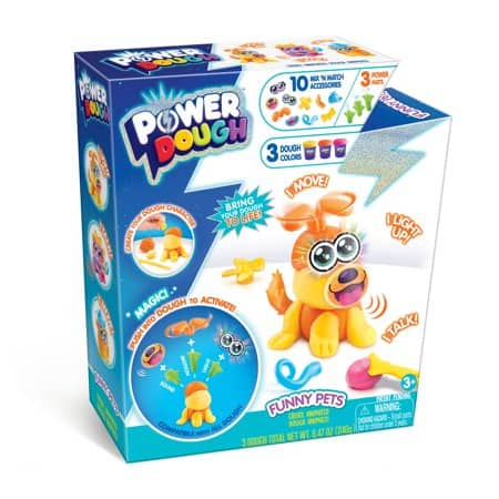 Power Dough: Bring Your Dough to Life! Pets $6.12 + Free ship with Prime or FS on $35+