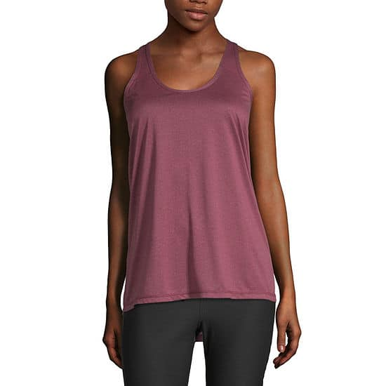 JCPenney: Xersion Women's Scoop Neck Sleeveless Tank Top (various colors) $1.75 + Free Store Pick-Up