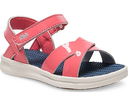 Sperry Outlet: Little Kid's (sizes 5-10) Girls' Spring Tide Sandal $12.59 & More + Free Shipping