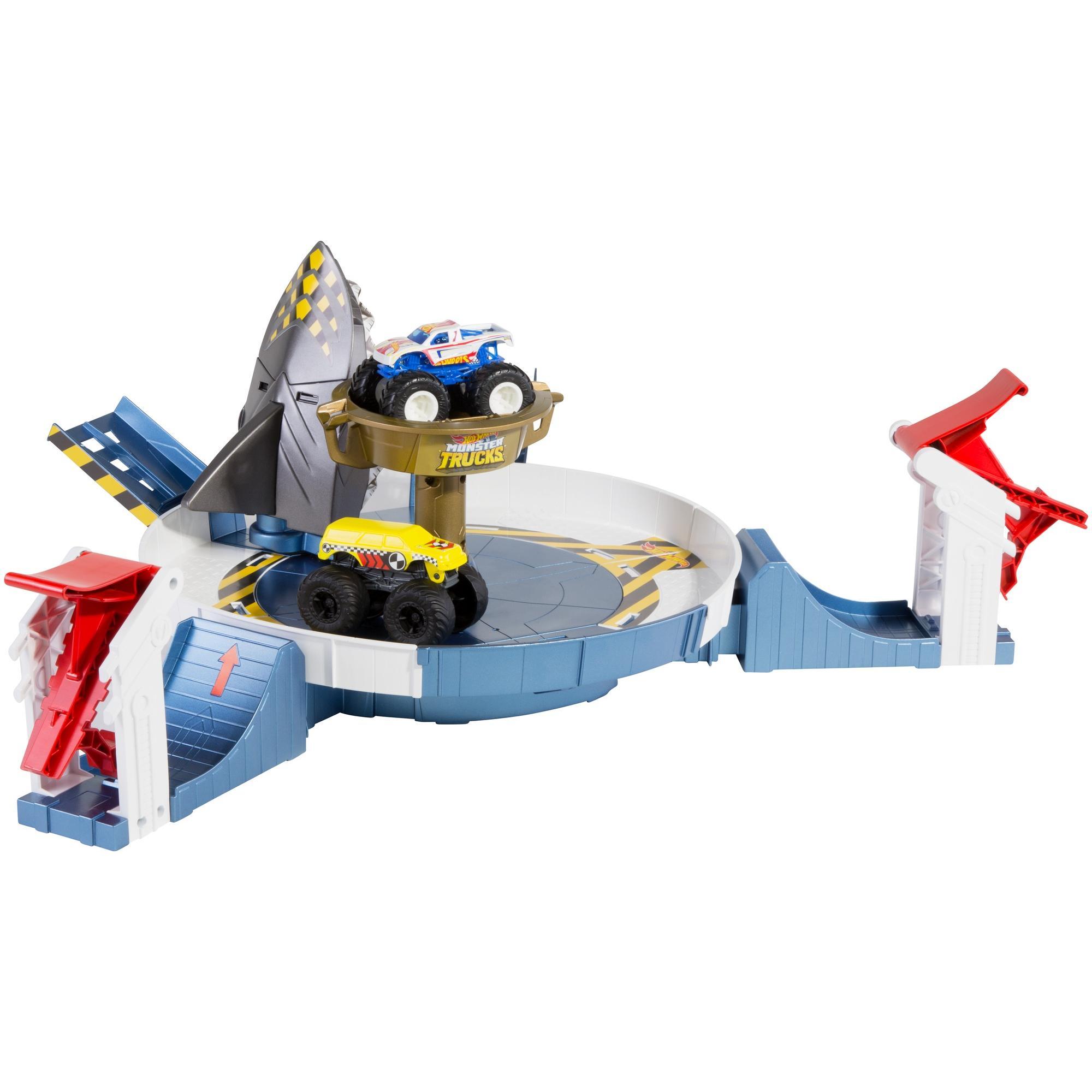 Walmart: Hot Wheels City Bat Manor Attack Playset $7.44, Disney Pixar Cars Crash Derby Playset $16.90 & More + Free Store Pick-Up
