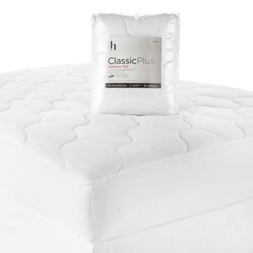 JCPenney Home Expressions Classic Plus Mattress Pad: Twin $12.65, Twin XL $15.19, Queen $21.15 & More + Free Ship to Store