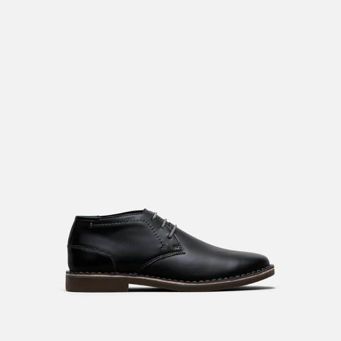 Kenneth Cole 30% Off + 10% Off Select Style Boots: Men's Desert Sun Leather Chukka Boot $34.64, Salt Heeled Chelsea Boot $68.67 + Free Shipping on $50+ w/ Shoprunner