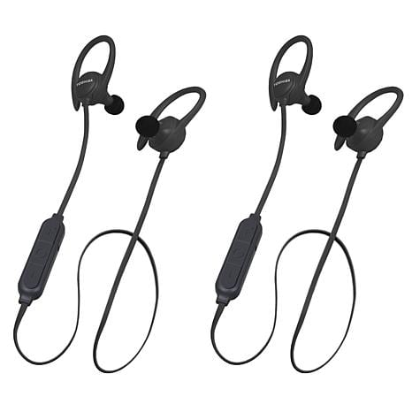 Toshiba AirFit2 Wireless Water-Resistant Earbuds 2 for $30 ($15 each), Toshiba Amp Wireless Earbuds 2 for $85.79 ($42.89 each) + Free Shipping
