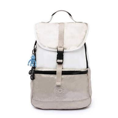 Kipling Stacking Discounts: Kendall Convertible Backpack $28 ($25.20 for students), Sandra Laptop Backpack $56 ($50.40 for students) + Free Shipping