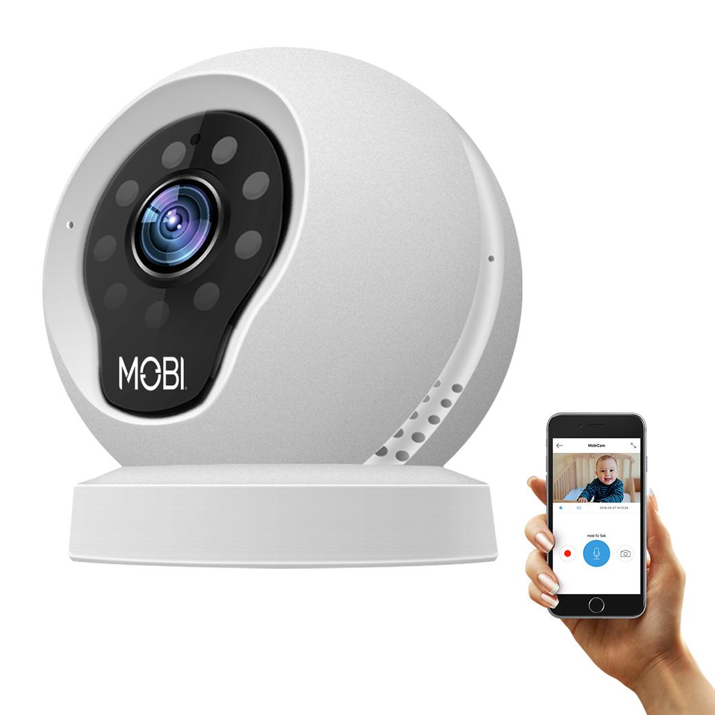 MobiCam Multi-Purpose Wi-fi Video Baby Monitoring System $22 + Free Store Pickup